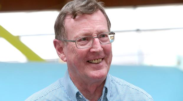 Former Ulster Unionist Party leader and former first minister David Trimble