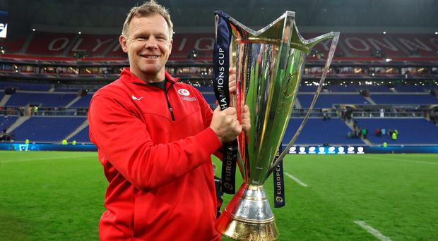 Fill your cup: Mark McCall