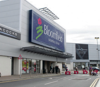Bloomfield Shopping Centre was bought for £54.2m