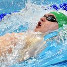 Missing out: Conor Ferguson was unable to seal Olympics ticket