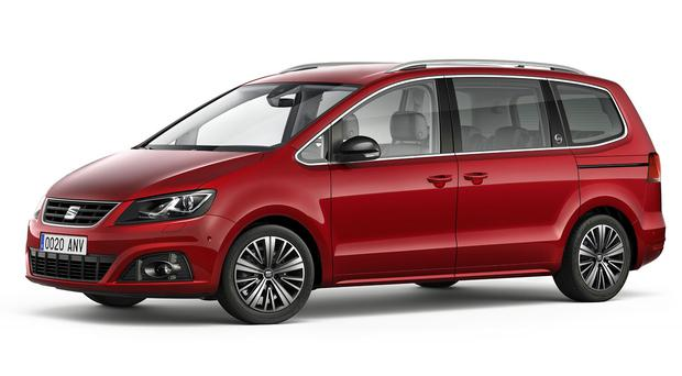 seat alhambra review mpv that meets all manner of family needs. Black Bedroom Furniture Sets. Home Design Ideas