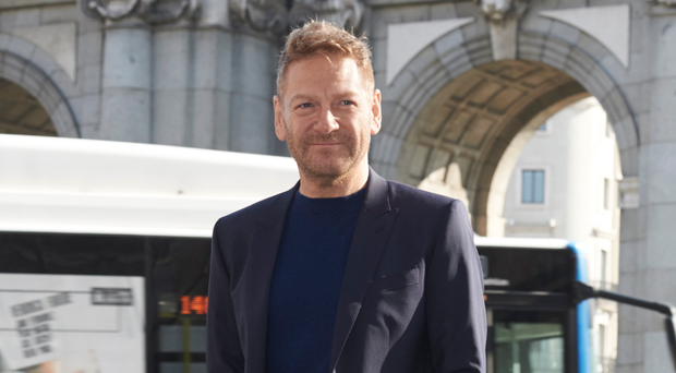 Swede success: Kenneth Branagh has enjoyed his role in Wallander