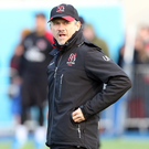 Top form: Les Kiss knows Ulster will have to be at their very best to beat Leinster in Friday's big Pro12 semi-final at the RDS