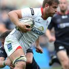 Chris Henry will make his 150th appearance for Ulster.
