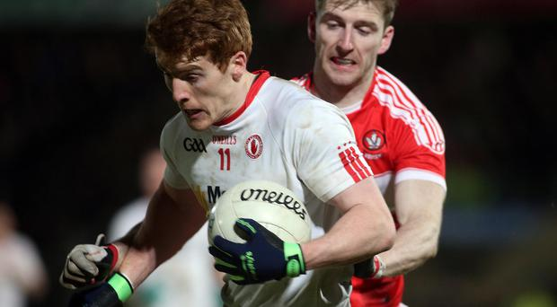 Title vision: Peter Harte wants to end Tyrone's recent Ulster drought