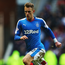 Moving forward: Dean Shiels is in talks over extending his stay with Rangers after helping the side back into the Premiership and will be cheering on Northern Ireland in the Euro 2016 finals in France