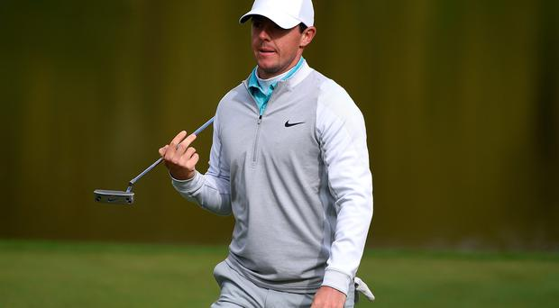 Special meeting: Rory McIlroy