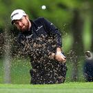 New course of action: Shane Lowry wants the Irish Open to be held in June or July, to avail of the better weather and attract more players