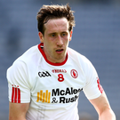 Long way to go: Colm Cavanagh says Tyrone aren't getting carried away by their fine Championship win over Derry