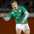 Johnny McPhillips will be experiencing the World Rugby Under-20 Championship