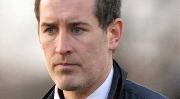 Moving on: Gary Haveron resigned despite Carrick avoiding the drop