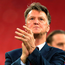 No Cup cheer: Louis van Gaal's FA Cup win couldn't save him from the sack