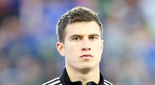 All change: Paddy McNair will have a new boss at Manchester United
