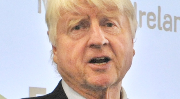 Boris Johnston's father Stanley