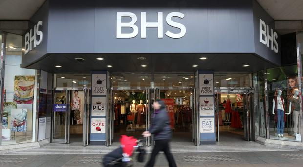 Andrew Frangos purchased BHS for £1 from billionaire Sir Philip Green