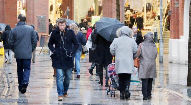 According to a new report by the NI Statistic and Research Agency, the population could reach 1,938,700 by 2024, with a large increase in the older demographic