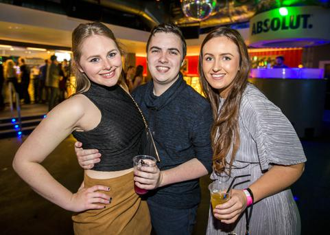People out at Bot Wednesdays. 25th May 2016 Liam McBurney/RAZORPIX ©