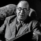 Inspiring: The renowned author CS Lewis