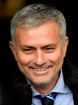 Take it as red: Jose Mourinho is new boss
