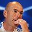 Euro showdown: Real Madrid manager Zinedine Zidane