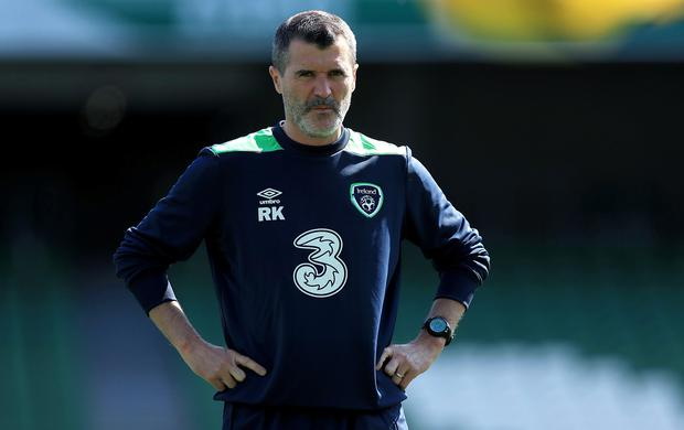 Not impressed: Roy Keane is not a fan of new Manchester United manager Jose Mourinho's personality