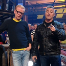 Top Gear returned with Chris Evans and Matt Le Blanc.