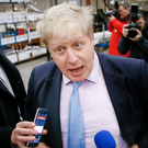 "Farmers have blasted Boris Johnson for his unconvincing ""bluff and bluster"" after the leading Brexit campaigner said they would get the same level of subsidy if the UK left the EU"
