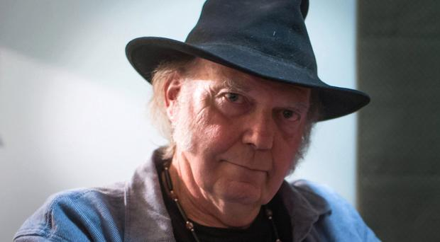 Belfast gig: Neil Young