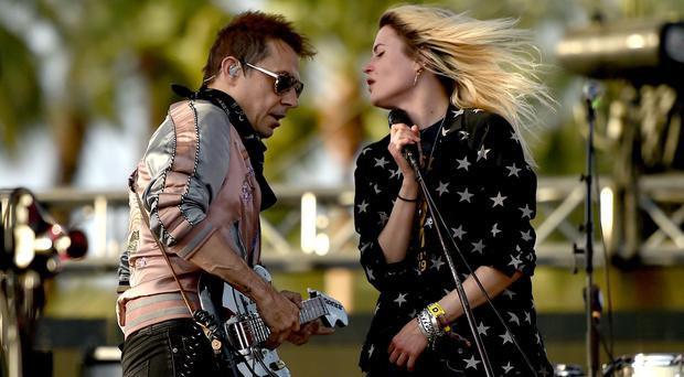 Back in tune: The Kills have a new album