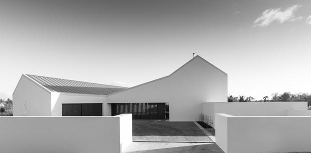 Liam McCormick prize winner: House at Maghera, Castwellan, Co.Down by McGonigle McGrath