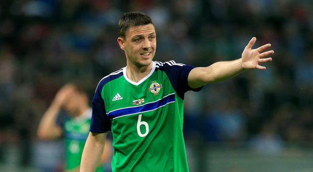 Top drawer: Chris Baird has been impressed by the attention to detail throughout Northern Ireland's base just outside of Lyon