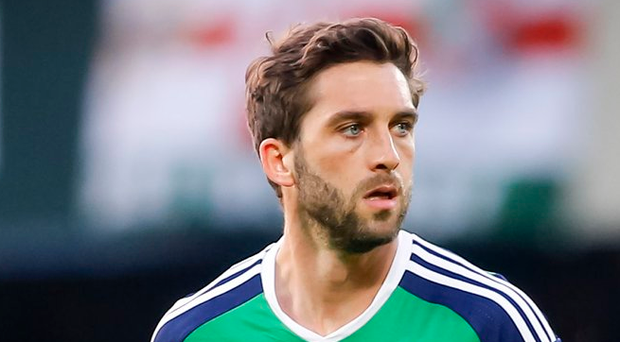 In demand: Will Grigg is on Brendan Rodgers' radar at Celtic