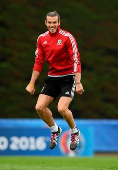 Team game: Gareth Bale insists Wales are not a one-man band