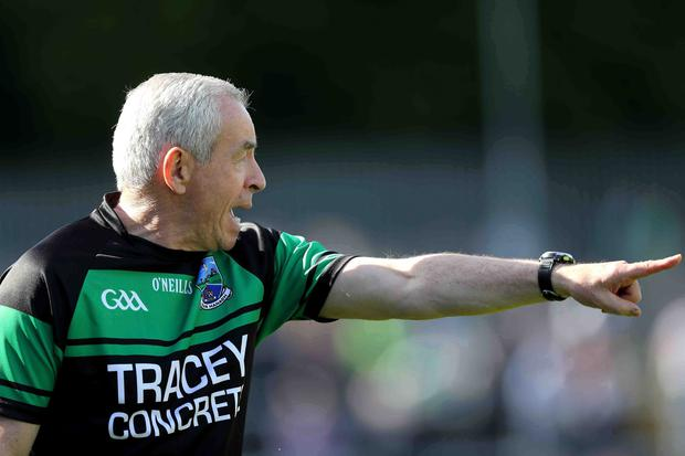 To the point: Peter McGrath holds his Fermanagh men in the highest regard
