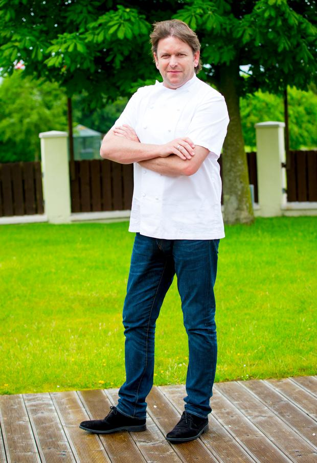 Chef James Martin in Ballyclare