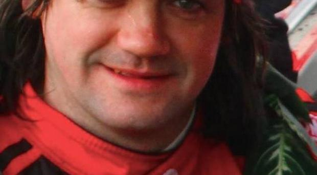Defending champion: Garry Jennings says the Donegal rally is the ultimate