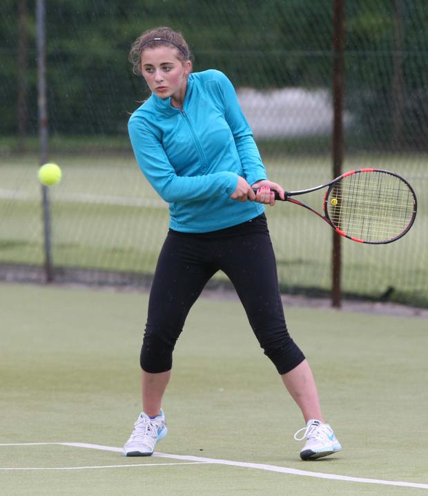 Good win: Laura Reid made the second round last year at Windsor