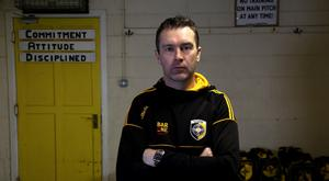 True North: Crossmaglen Field of Dreams - Oisin McConville - BBC Northern Ireland