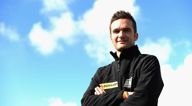 Fine form: Colin Turkington secured his 11th championship win at Croft