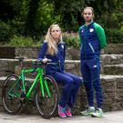 Aileen Reid and Bryan Keane ahead of Rio 2016 Olympic Games, INPHO/Morgan Treacy