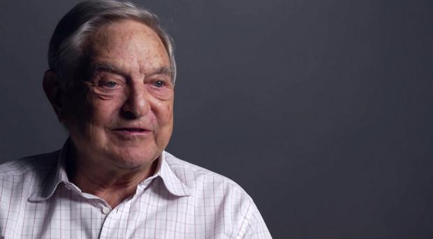Claim: financier George Soros