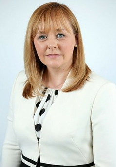 DUP's Michelle McIlveen is minister for Agriculture, Environment and Rural Affairs.