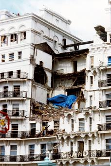 Aftermath: Brighton's Grand Hotel