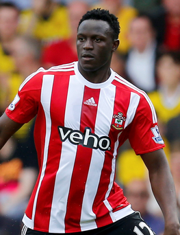 Southampton midfielder Victor Wanyama is on his way to Spurs