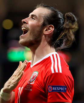 Red for danger: Gareth Bale is biggest threat to Northern Ireland Euro 2016 dream