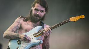 Simon Neil of Biffy Clyro at Belsonic. Saturday 25th June 2016. Picture by Liam McBurney/RAZORPIX