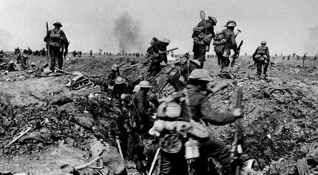 Lost lives: thousands of brave men died during the Battle of the Somme