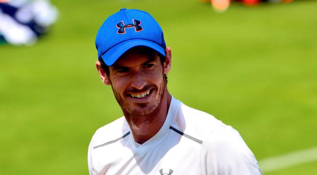 Andy Murray is currently ranked 2nd in the world