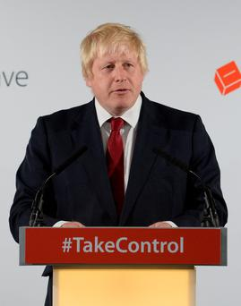 Boris Johnson has been tipped to become the next Prime Minister