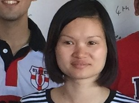 Jia-Ling Chen was reported missing in Belfast on June 16